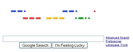 Google Home Page