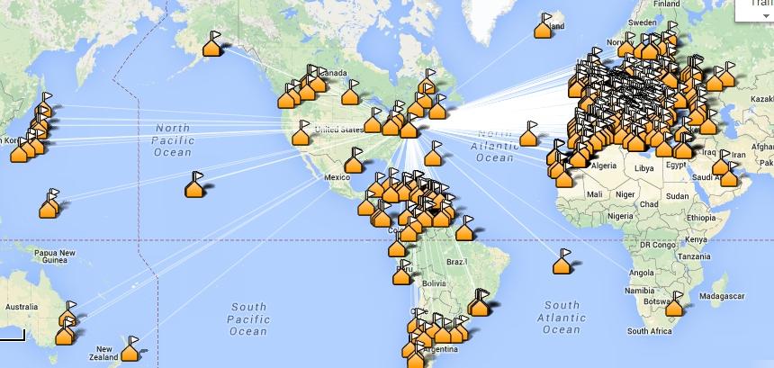 2014_CQ_WW_SSB_Map